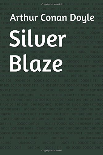 Book cover for Silver Blaze