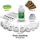 AeroGarden Salad Greens Mix Seed Pod Kit, 6 & Grow