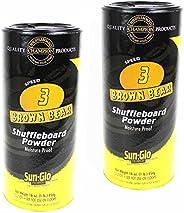 Sun-Glo #3 Shuffleboard Wax (16 oz.) (Pack of 2)