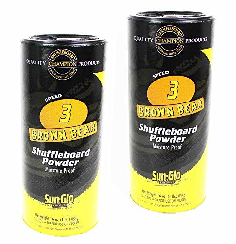 shuffleboard table salt - 5