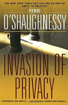 Invasion of Privacy 0440243181 Book Cover