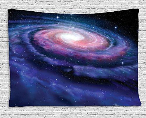 Tapestry Ambesonne Stardust Planetarium Astronomy