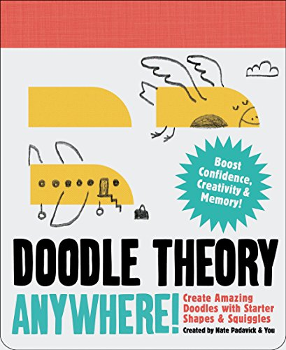 Squiggle Shape (Doodle Theory Anywhere!: Create Amazing Doodles with Starter Shapes & Squiggles)
