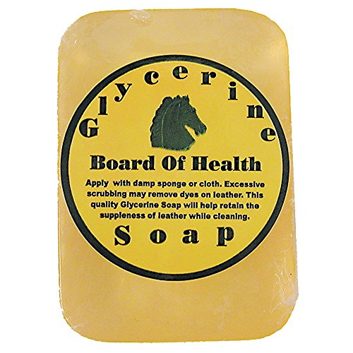 Intrepid International Horse Glycerine Soap Bar Refill for the Saddle Board of Health ()