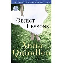 Object Lessons: A Novel (Ballantine Reader's Circle)