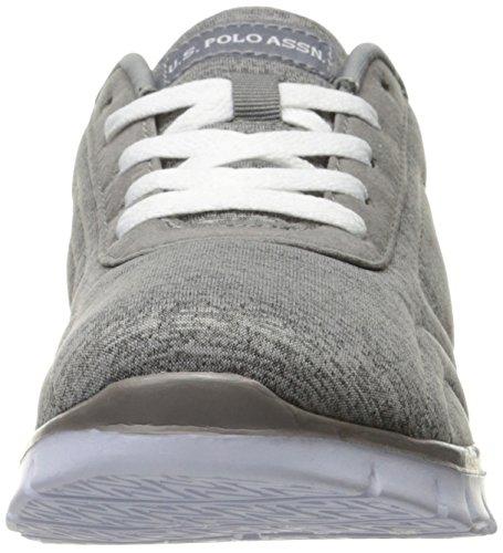 Noi Polo Assn. Womens Isabel-hj Fashion Sneaker Gray