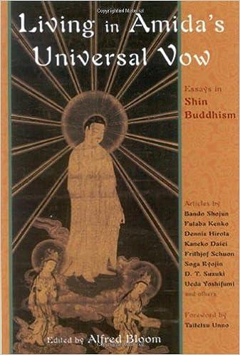 living in amida s universal vow essays in shin buddhism essays  living in amida s universal vow essays in shin buddhism essays on shin buddhism perennial philosophy de alfred bloom fremdsprachige bucher