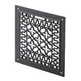 Achla Designs Minuteman International JG-14 Cast Iron Grille 12-Inch by 14-Inch