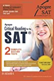 Apogee Critical Reading for the SAT, Richard K, 1495992241