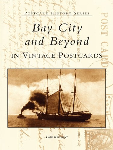 Bay City and Beyond in Vintage Postcards (Postcard History Series)