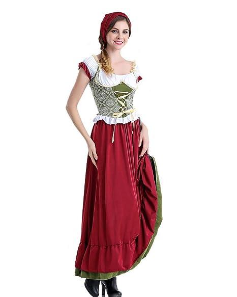Amazon.com: pinse Halloween Deluxe alemán Oktoberfest Cute ...