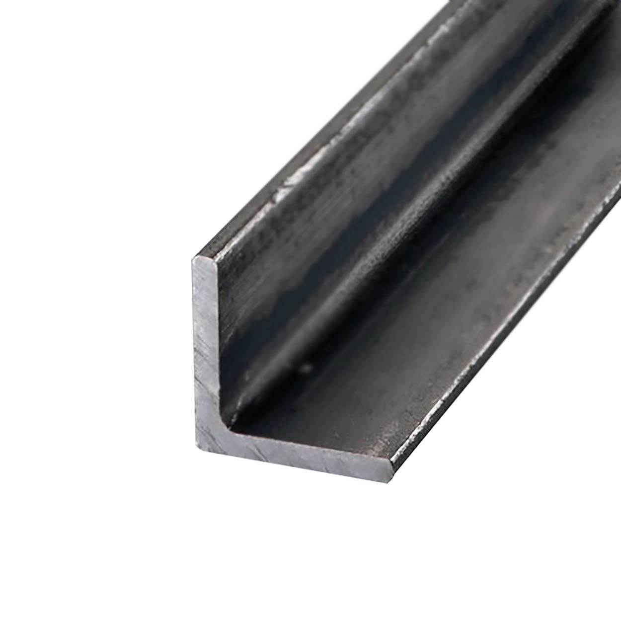 Online Metal Supply A36 Steel Angle, 2'' x 2'' x 3/8'' x 72 inches by Online Metal Supply