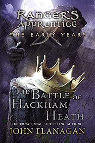 book cover of The Battle of Hackham Heath