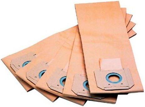 Flex – Lote de 5 bolsas de papel para aspiradora VC 35 L y S 36 – 496961: Amazon.es: Bricolaje y herramientas