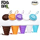 Team business Silicone Collapsible Cup Travel Mug BPA Free...