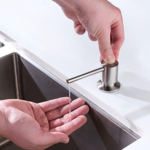 The 8 best soap dispenser undermount
