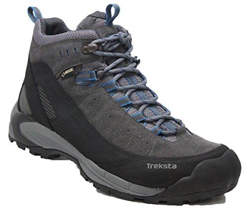 Treksta -Concordia GTX. Bota de montaña (color Grey/Blue, tecnología NESTFIT)
