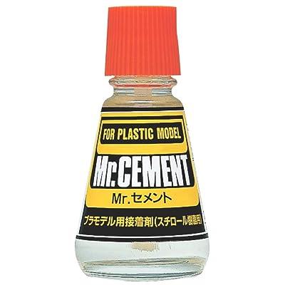 Mr.cement Glue for Plastic Model 23ml: Toys & Games