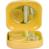 Haodou Auto Brillenhalter Brillenhalterung Brillenbox Universal Sonnenbrillenhalter Brillenetui Brillen Halter Auto f/ür Karte Ausweis M/ünze mit Kartensteckpl/ätze(Grau) Magnetischer Brillenhalter