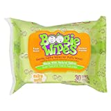 Health & Personal Care : Boogie Wipes Fresh Scent 30 Each