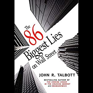 The 86 Biggest Lies on Wall Street Audiobook