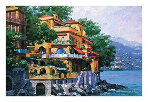 Howard Behrens - Portofino VIlla - Howard Behrens Villa