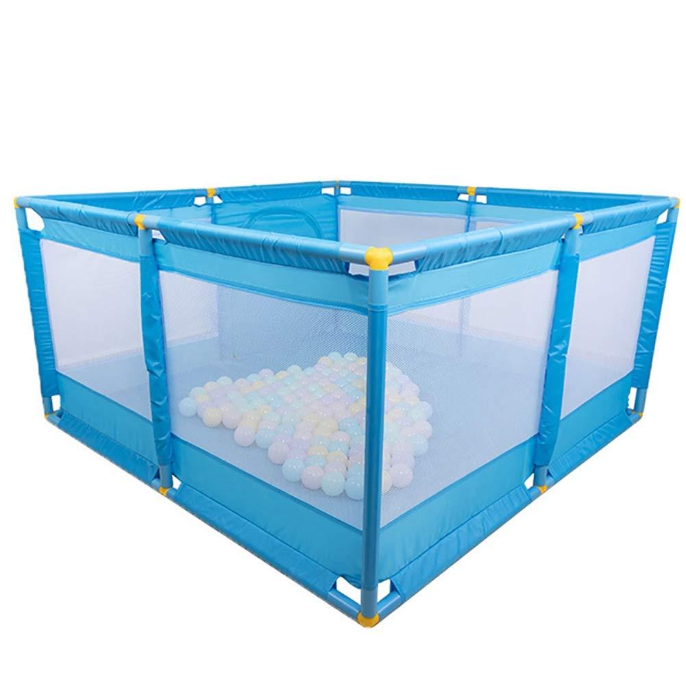 高い品質 赤ちゃん遊び場テント幼児ベビーサークル安全家庭用保護フェンス組み立てられたハウスプレイヤードブルー 青, (色 B07QGF6PN9 : 青, サイズ さいず : : 128×128×66cm) 128×128×66cm 青 B07QGF6PN9, ブライダルアモーレ:6c683c3d --- a0267596.xsph.ru