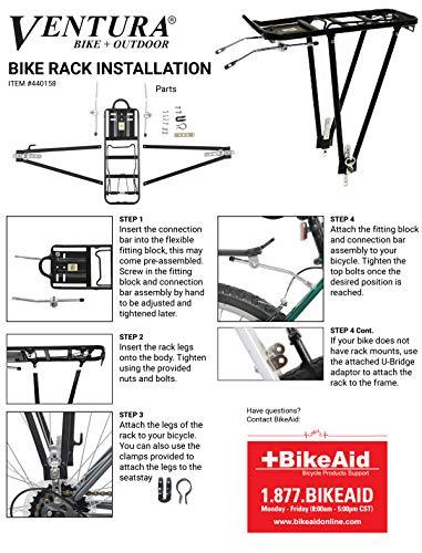 Ventura Universal Bike Rack by Ventura (Image #2)