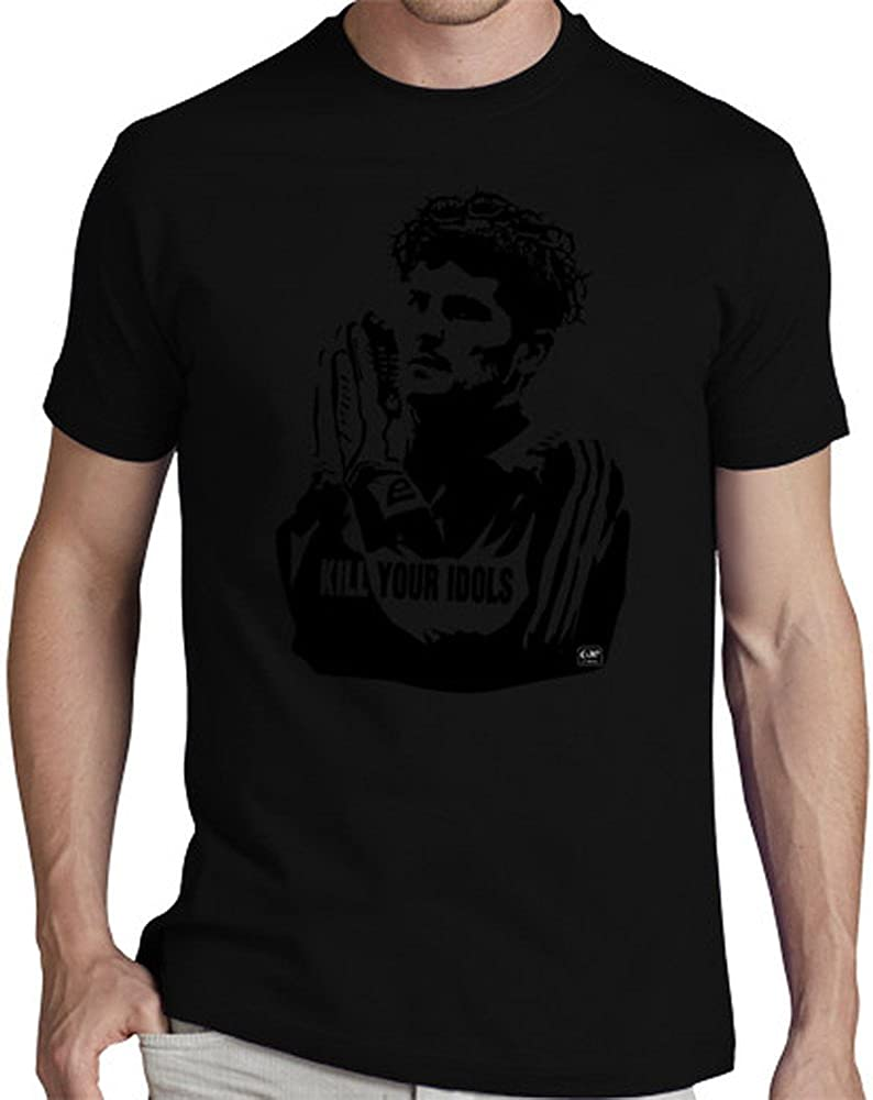 latostadora Camiseta Kill Your Idols (Casillas) - Camiseta ...