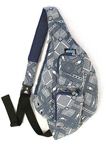 Meru Sling Backpack Bag - Small Single Strap Crossbody Pack for Women and Men