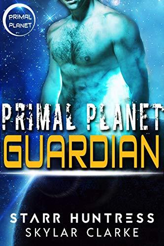 Primal Planet Guardian: SciFi Alien Fated Romance (Ice Dragon Shifters of Veloria Book 1)