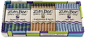 Indigo Wild 3-Pack Bar Soap