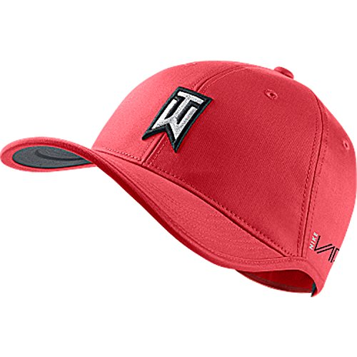 Nike Men's Tiger Woods Ultralight Tour Hat, Red, One Size