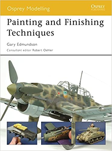 Image For Focus On Modelling Techniques No 2 Painting Detailing Model Aircraft