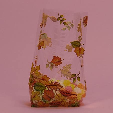 Polypropylene/Cellophane Fall Cello Bags 4
