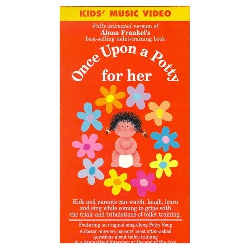 Once Upon a Potty for Her [VHS] (2001)
