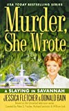 A Slaying in Savannah (Murder She Wrote)