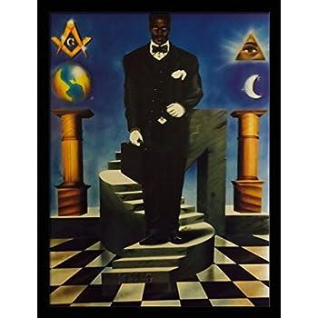 US Art The Ultimate Climb Masonic