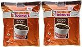 Dunkin' Donuts Original Blend Medium Roast Ground Coffee 100 % Premium Arabica Coffee 40 oz. (Pack of 2) offers
