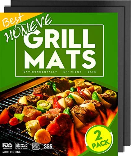 Homeve BBQ Grill Mat FDA Approved product image