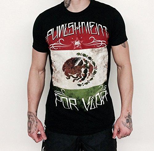Punishment - Por Vida (X Large) (Tito Ortiz Shirt)