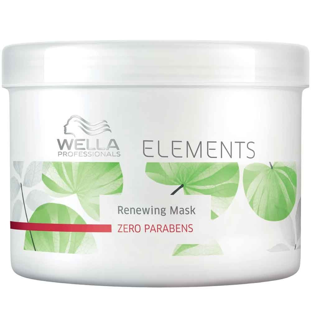Wella Elements Renewing Mascarilla - 500 ml