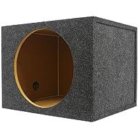 Rockville RSQ15 Single 15 2.6 cu.ft. Sealed Car Subwoofer Enclosure Sub Box