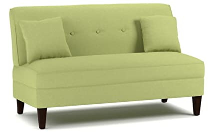 Amazon.com: Contemporary Sofa Loveseat - This Upholstered Couch Is ...