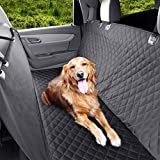 PEDY Dog Seat Cover Car Seat Cover for Pets Pet Seat Cover Hammock 600D Heavy Duty Scratch Proof Nonslip Durable Machine Washable for Cars Trucks and SUVs For Sale