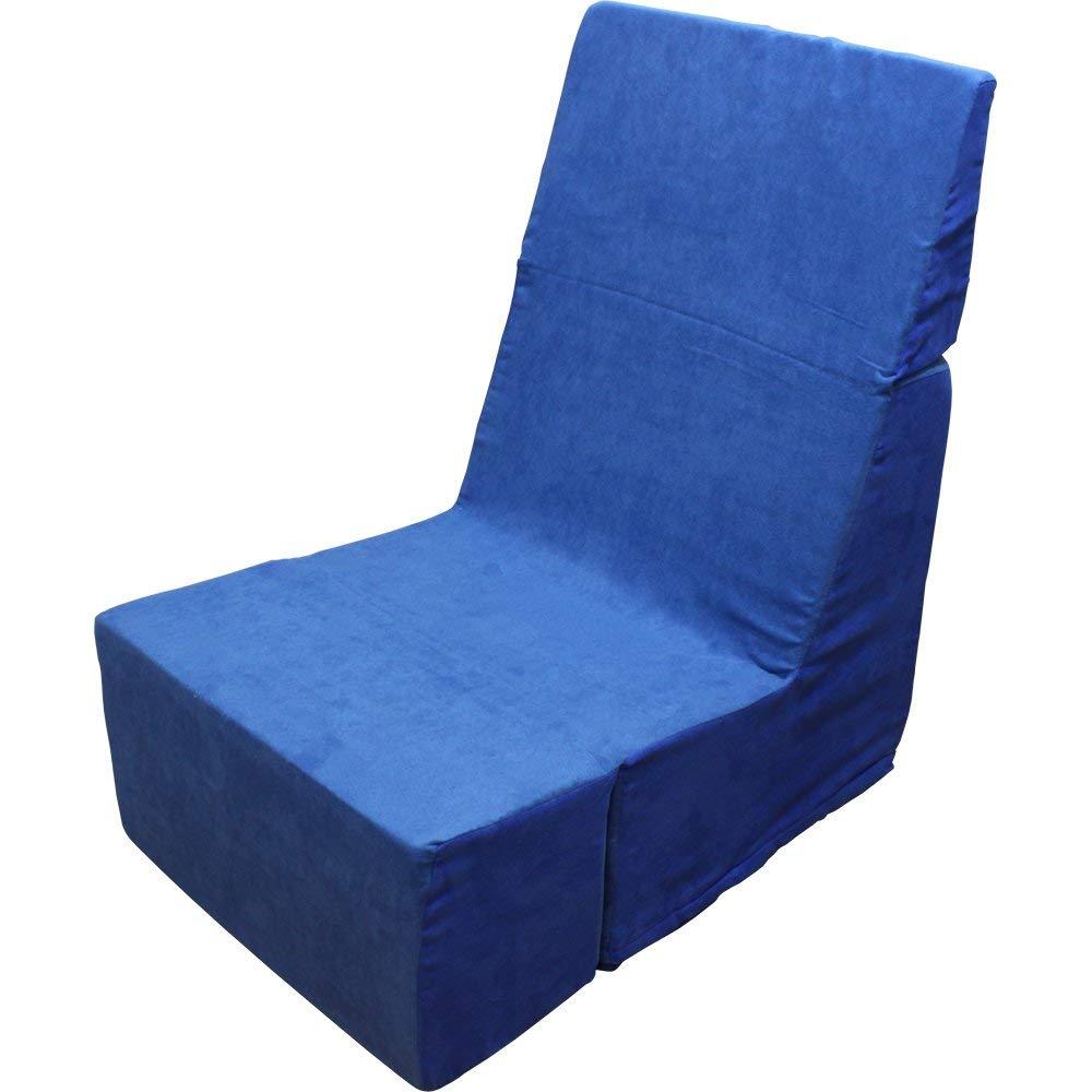 CUB CHAIRS Foam Folding Chair, Blue by CUB CHAIRS