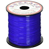 Pepperell RX100-09 Rexlace Plastic Craft Lace, 3/32-Inch Wide, Royal