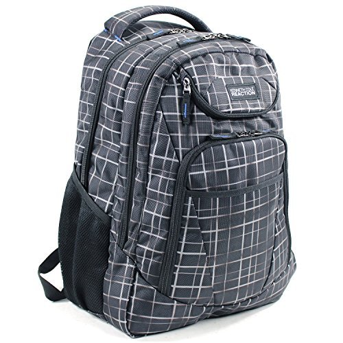 Kenneth Cole Reaction Tribute Collection Laptop Backpack For 17.3