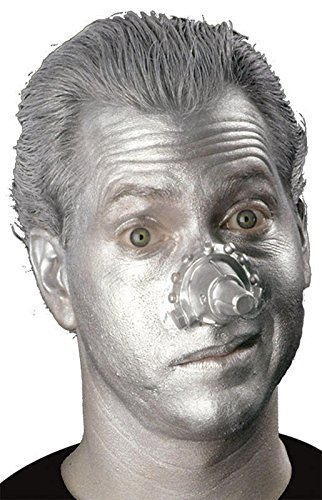 Woochie by Cinema Secrets Tin Man Nose Latex Appliance Kit (Tin Man Nose)