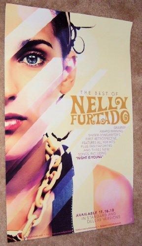 The Best Of Nelly Furtado - Original Promotional - Shipping Furtado